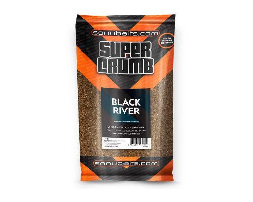 Nada Sonubaits Groundbait Supercrumb Black River 1kg